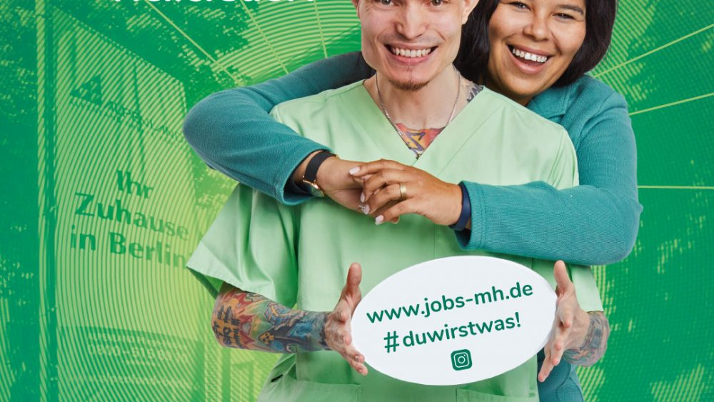#Duwirstwas - Ausbildungskampagne in Marzahn-Hellersdorf-Alpenland Berlin Jobs