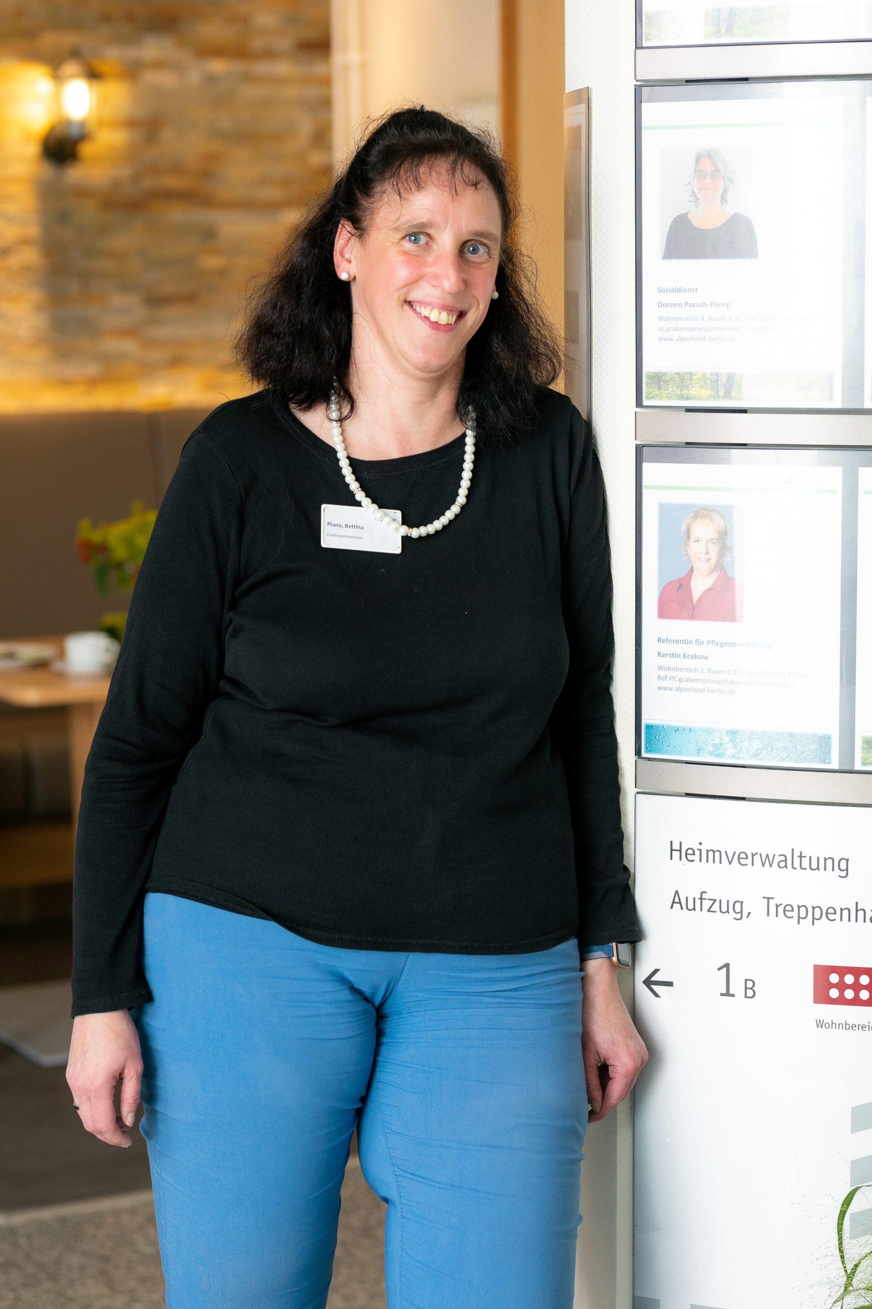 Interview mit Bettina Plana-Alpenland Berlin Jobs